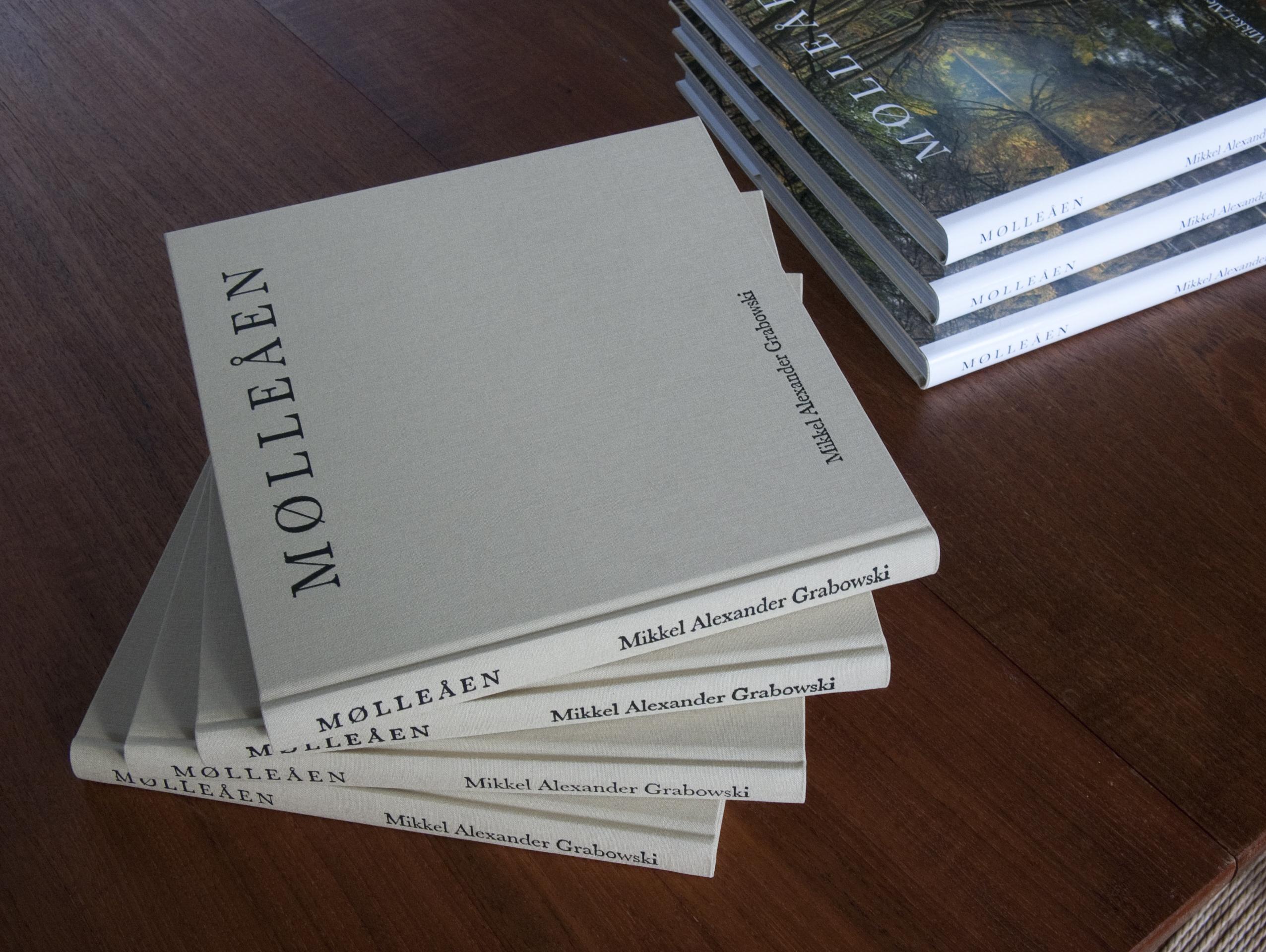 Mikkel Alexander Grabowski's book about Mølleåen