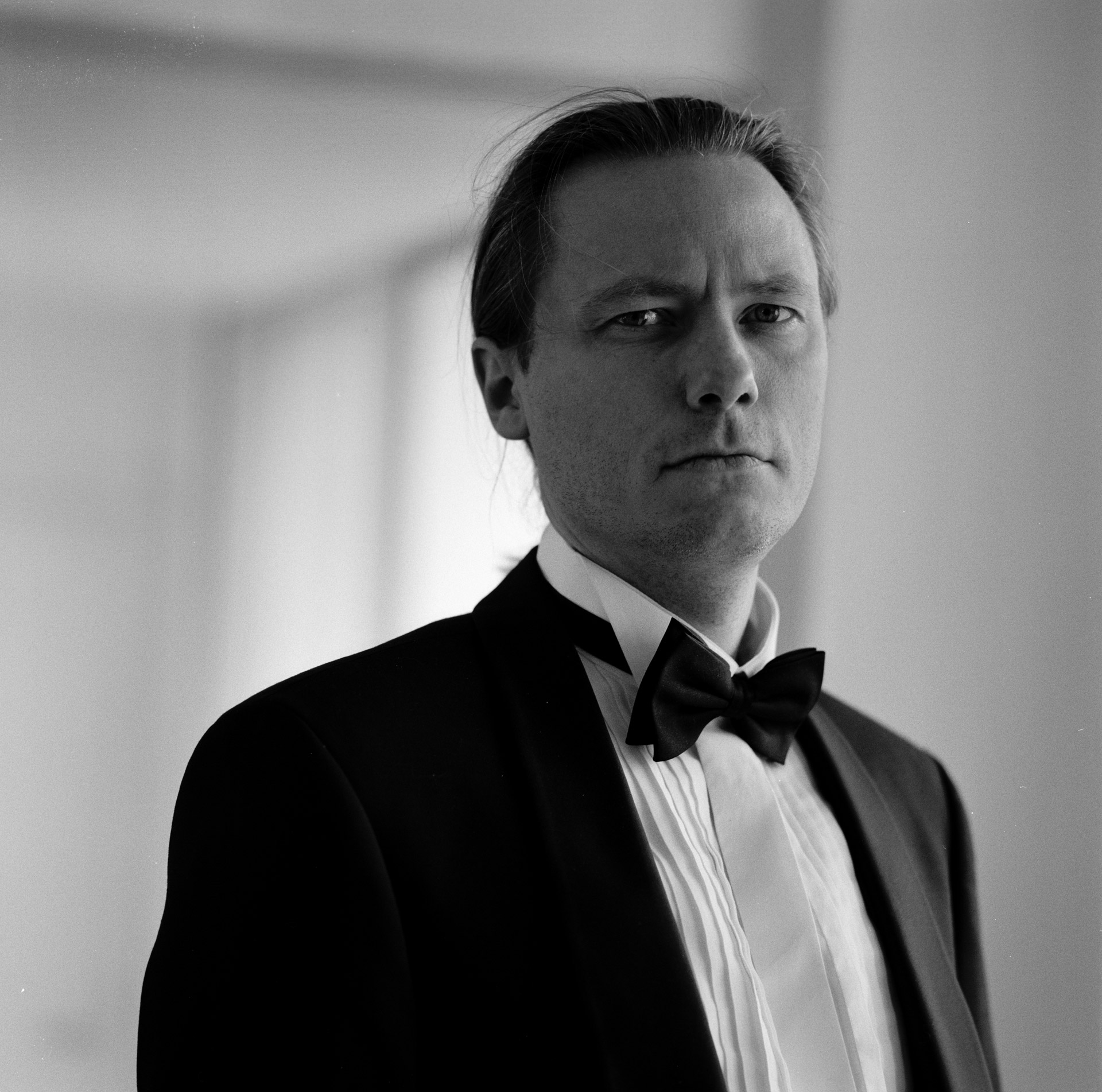 Danish classical guitarist Mikkel Andersen