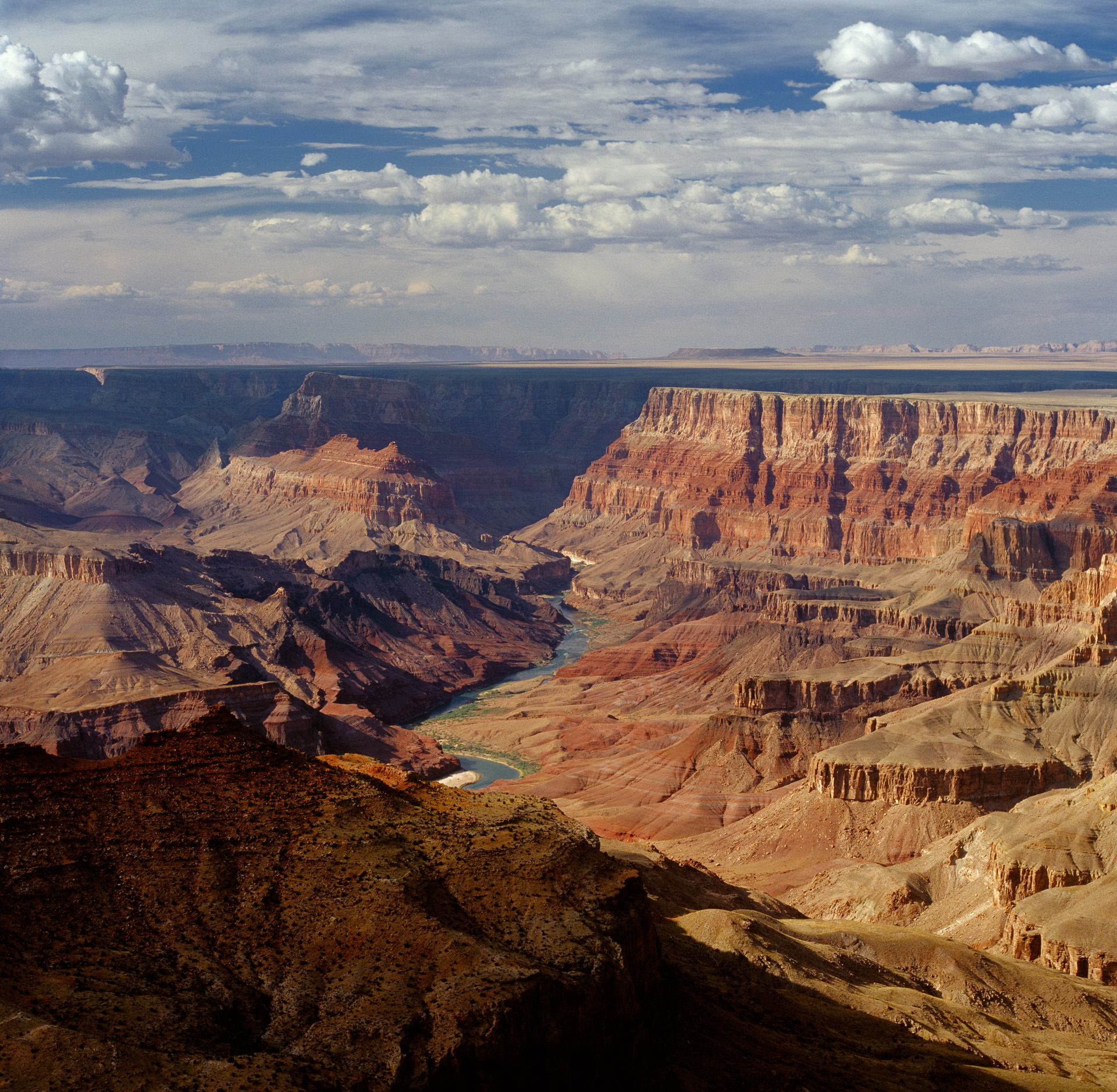 Grand Canyon in Arizona USA is a dream come true for a landscape photographer