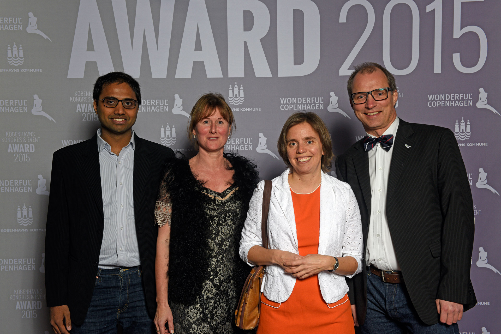 Københavns Kongres & Event Award 2015 by Wonderful Copenhagen
