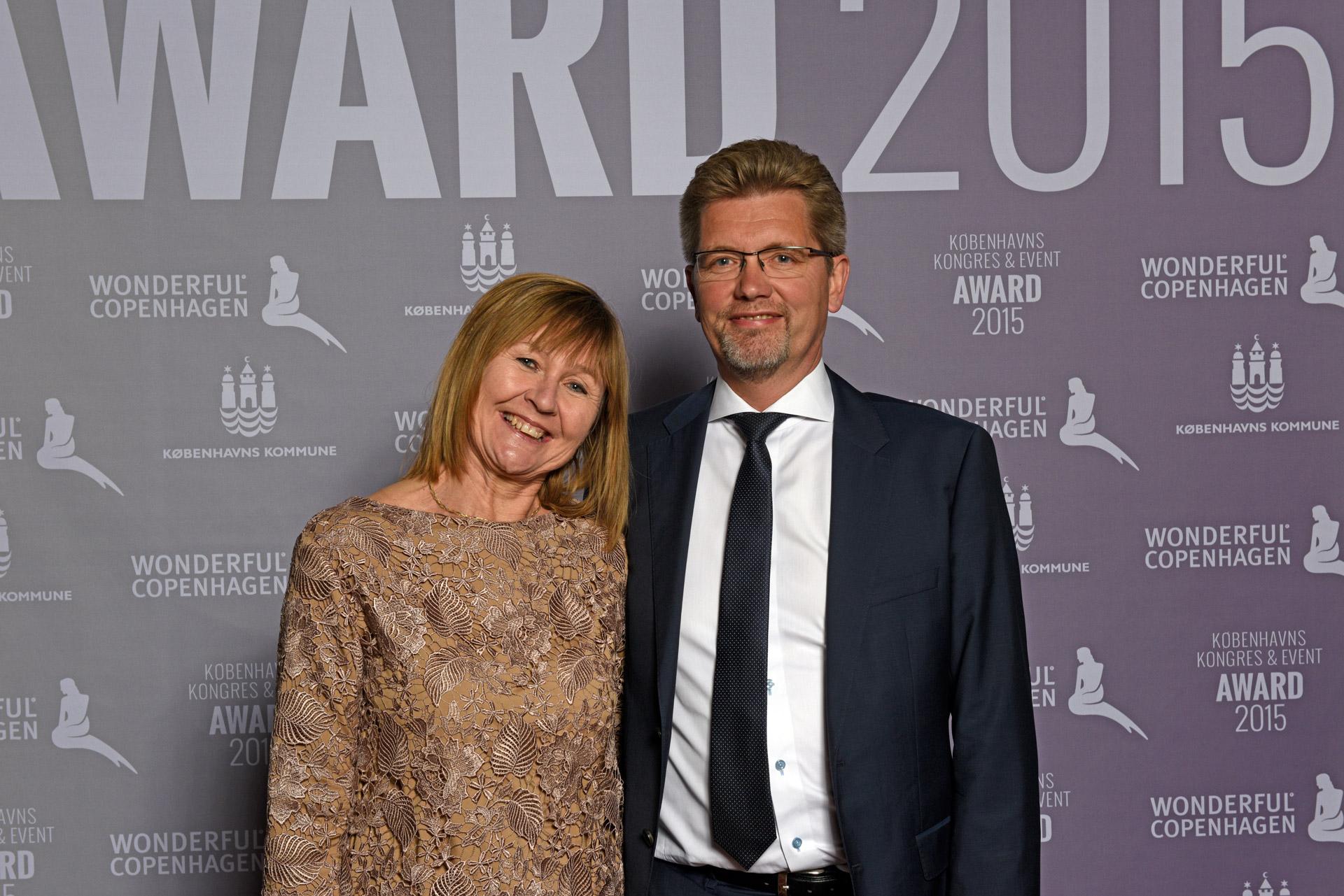 Wonderful Copenhagen's award show