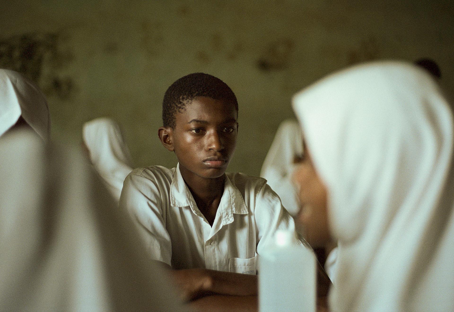 Unguja Zanzibar school