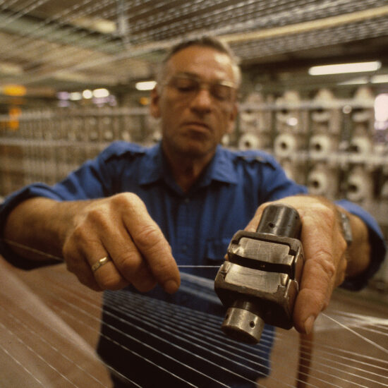 Employer controls the production at B.W. Wernerfelt factory in Søborg