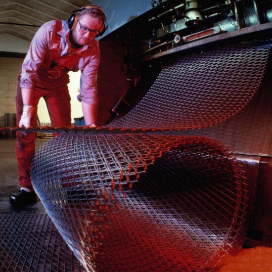 FLS Industries producing iron fence