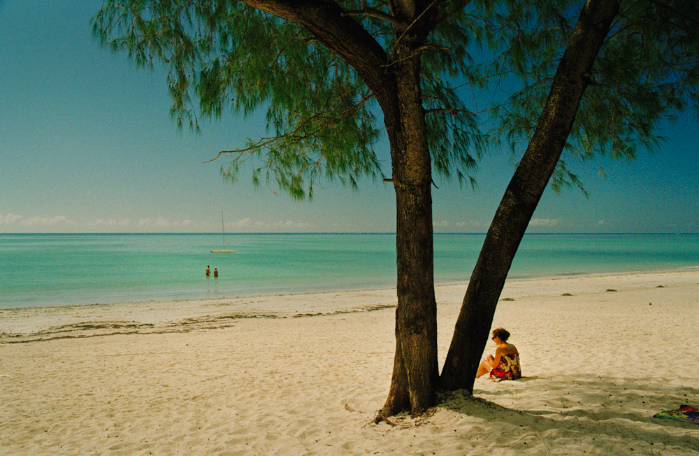 Paje beach Zanzibar